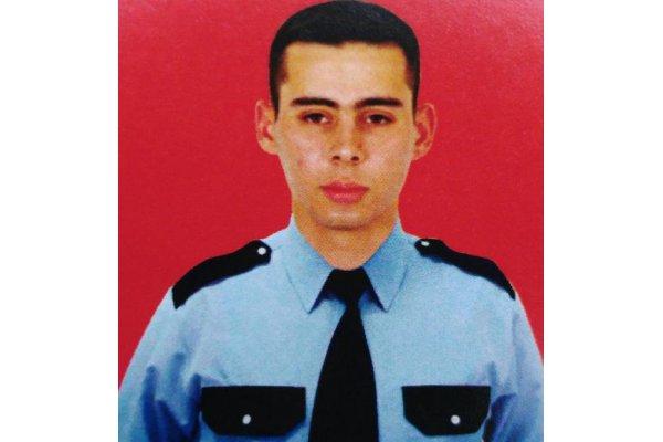 Şehit Polis Azam Güdendede, Konya'da Son Yolculuğuna Uğurlandı