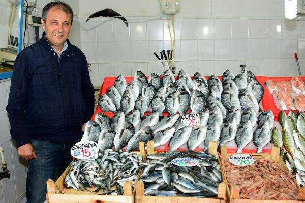 Av Yasağı Başlayınca Balık Fiyatları Zamlandı