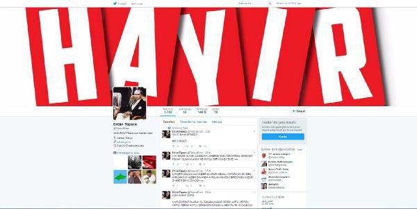 Ankara Valisi Topaca'nın Twitter Hesabı Hacklendi