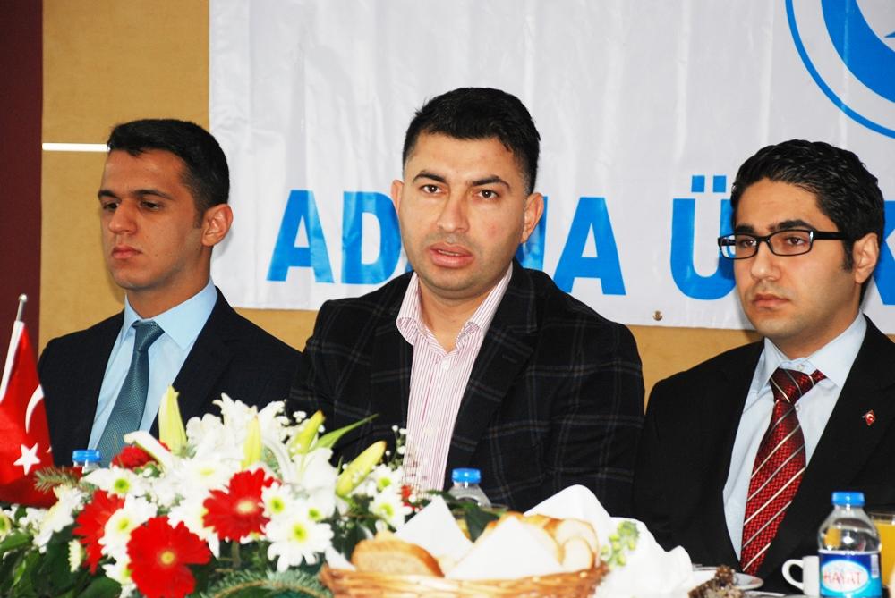 Tuğrul Adana'ya gelirse yüzüne tükürürüm