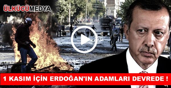 Erdoğan'ın adamları harekete geçti
