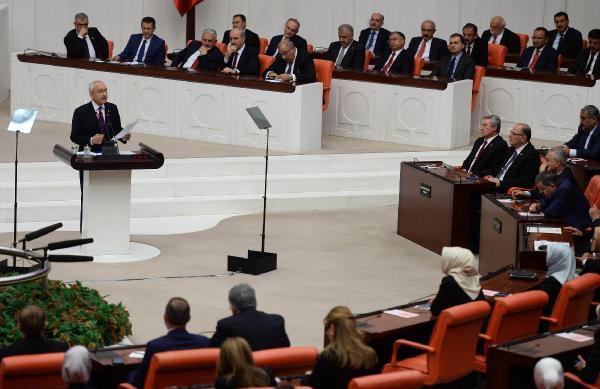 Meclis'in 97'nci Yıl Dönümü Oturumunda SİSTEM Tartışması