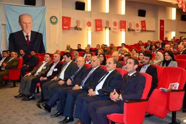 MHP'li Başkan Şener Özten Güven Tazeledi