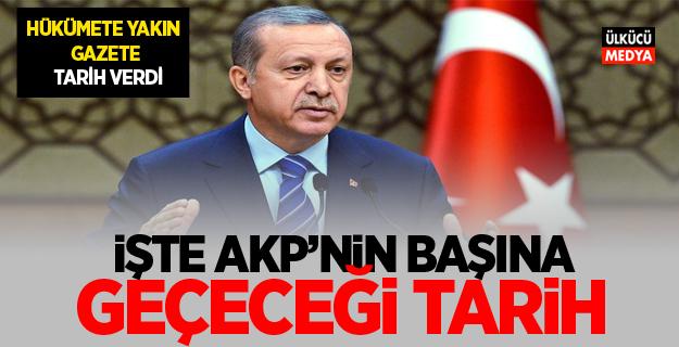 İşte Erdoğan'ın AKP'nin Başına Geçeceği Tarih
