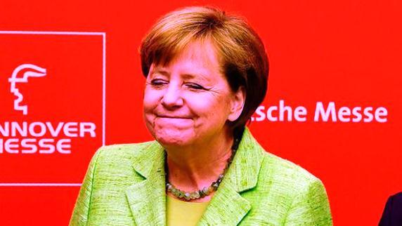 Merkel, AB'nin Türkiye'ye Karşı Tek Ses Olmasını istedi mi?