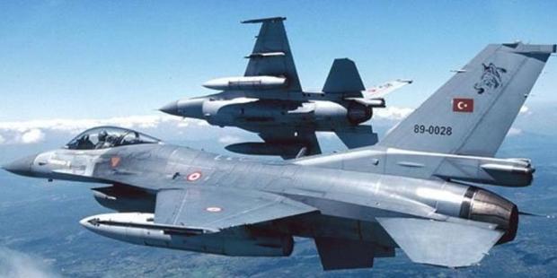 İHA'lar Tespit Etti, Uçaklar Vurdu: 6 Pkk'lı Öldü
