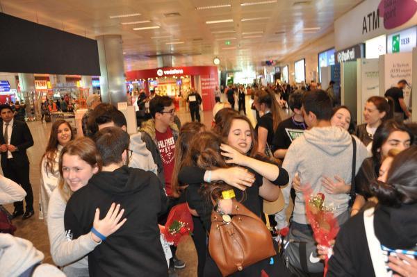Türk Öğrencilerin Robot Başarısı