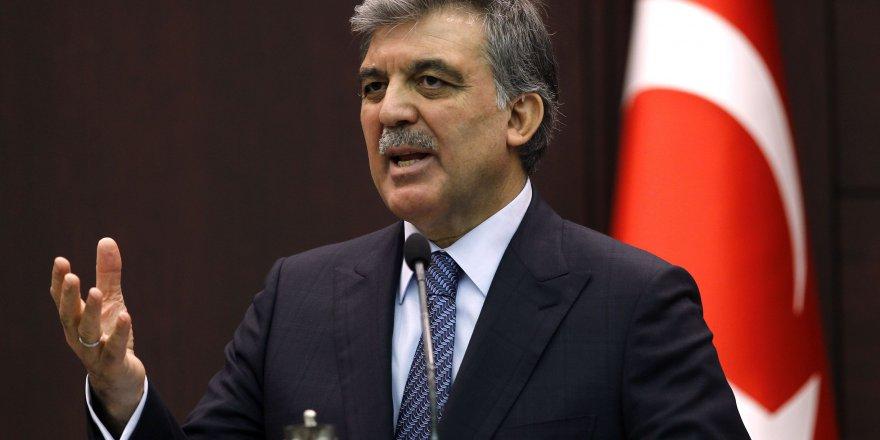 Abdullah Gül'den 'gizli görüşme' iddialarına yanıt!
