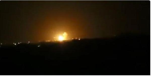 Şam Uluslararası Havalimanı'nda Şiddetli Patlama