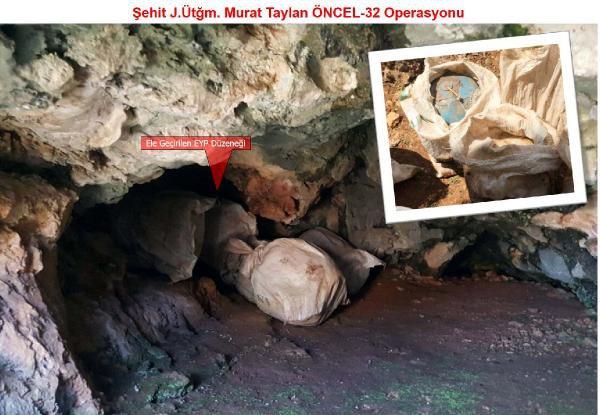 Diyarbakır'ın İlçelerinde Bulunan Patlayıcılar İmha Edildi
