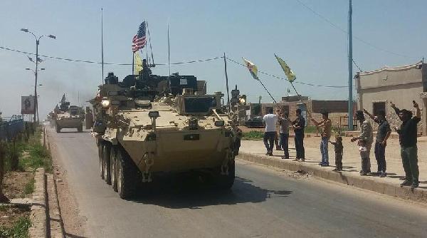 ABD Askerlerinin Sınırdaki Nöbeti Sürüyor