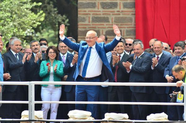 477'nci Mesir Macunu Festivali Sona Erdi