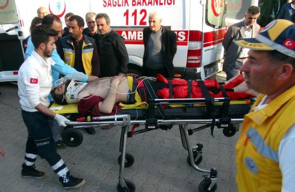 Elazığ'da Kaza: 2 Ölü, 3 Yaralı