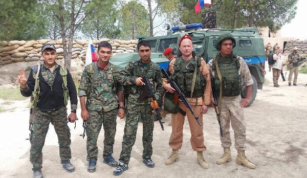 Rus Askerleri Afrin Sınırı Yakınlarında mı Konuşlandı