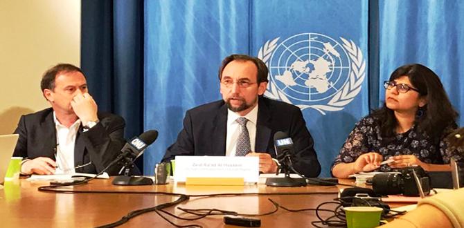 BM'den Türkiye'ye OHAL ve KHK  Tepkisi