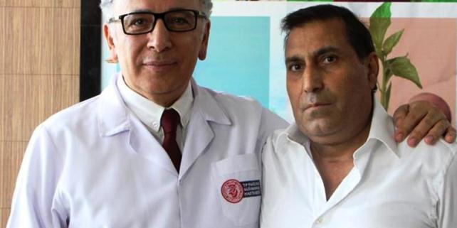Türkiye'de İlk Kez Akciğer Kanseri Hastasına Akciğer Nakli Gerçekleştirildi