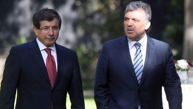 Abdullah Gül ile Ahmet Davutoğlu'nun durumu belli oldu