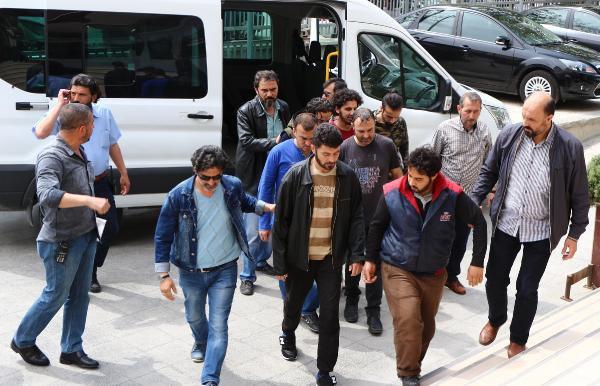 Kırıkkale'de DEAŞ Şüphelisi 4 Iraklı