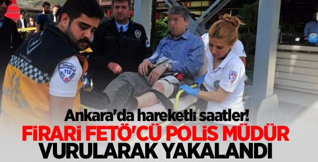 Ankara'da hareketli saatler! Polis ateş açtı