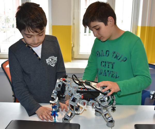 'Zeka Küpü' Projesiyle Özel Yetenekli Öğrencilere Destek