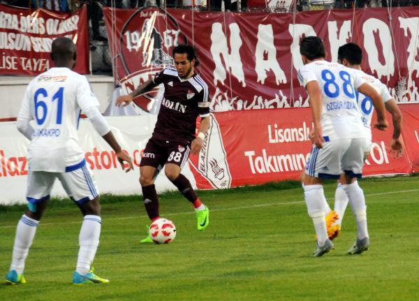 Gaziantep Büyükşehir (2-1) Ümraniyespor