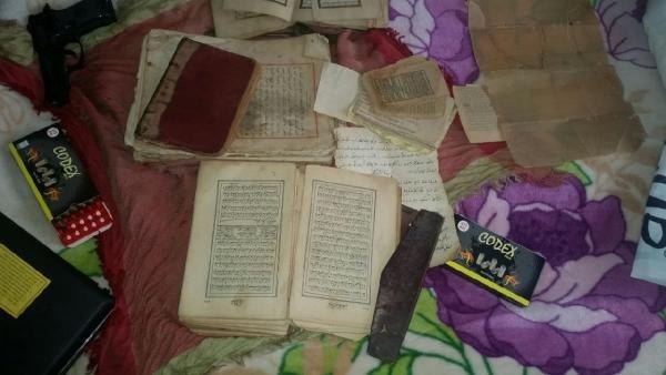 Keşan'daki Tarihi Eser Operasyonunda 1 Kişi Gözaltına Alındı