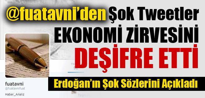 FUAT AVNİ ERDOĞAN'IN KATILDIĞI BANKA ASYA TOPLANTISINI DEŞİFRE ETTİ !