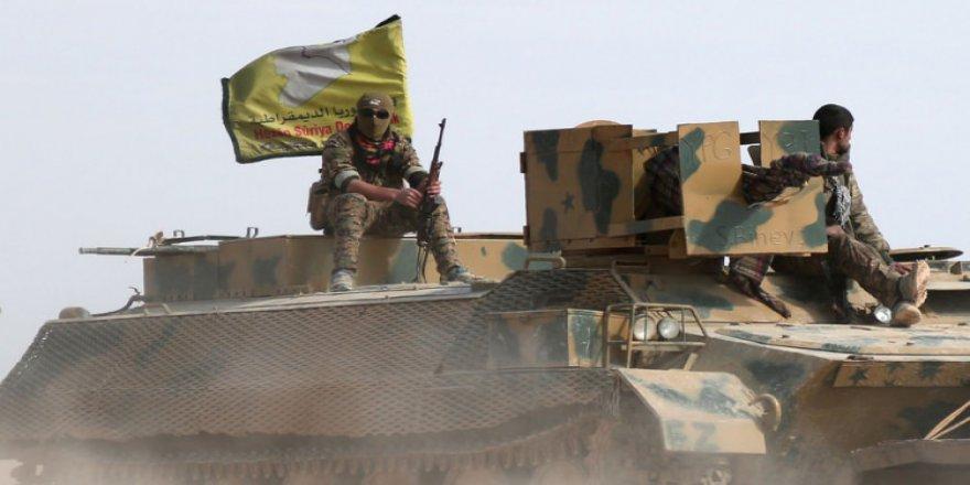 ABD'den YPG'ye yeni askeri destek!..