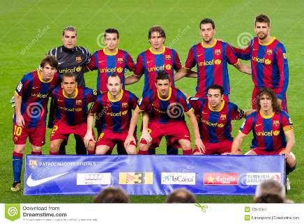 Barcelona Kulübü'nden Özür Mesajı