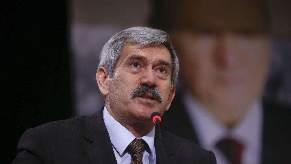 MHP'li Şefkat Çetin'den Açıklama