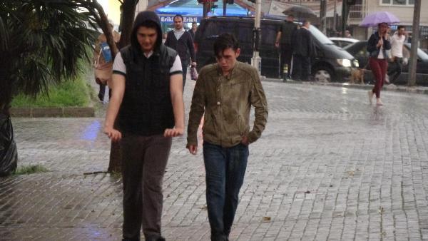 Yağmur, Bursalıları Hazırlıksız Yakaladı