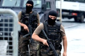 """İstanbul'da """"Terör"""" Operasyonu!"""