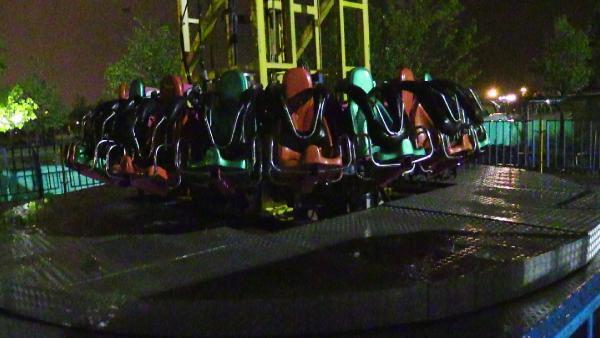 Lunaparkta Asansör Kazası, 10 Kişi Yaralandı