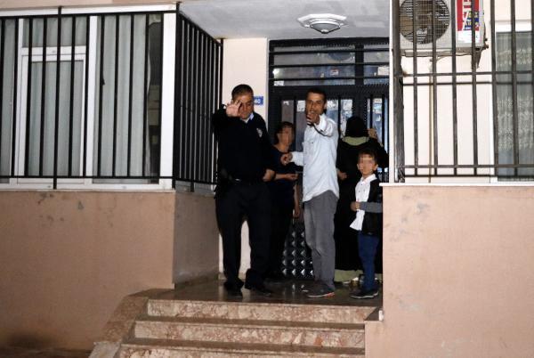Eşiyle Kavga Etti, Evi Yakmaya Kalkıştı