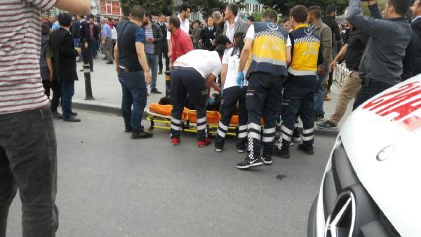 Fatih'te Silahlar Patladı: 1'i Polis 3 Yaralı