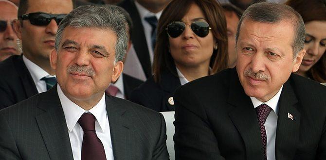 Erdoğan'dan Abdullah Gül'e Telefon