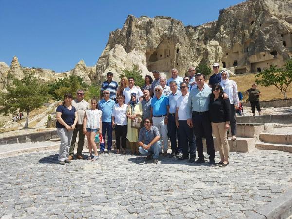 Nisan Ayında Kapadokya'yı 196 Bin Turist Ziyaret Etti