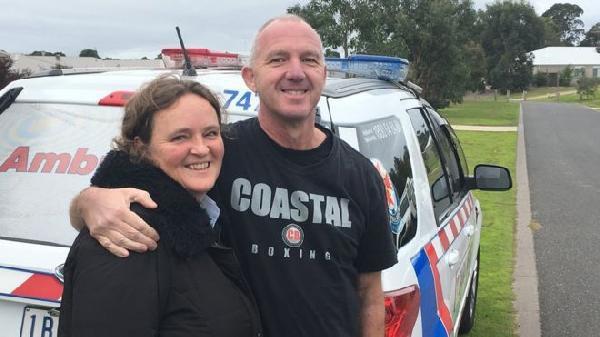 Kalp Krizi Geçiren Sağlıkçı, Ambulansı Sürerek Kendisi Hastaneye Gitti