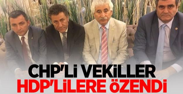 CHP'li 4 vekil, Meclis'te açlık grevine başladı