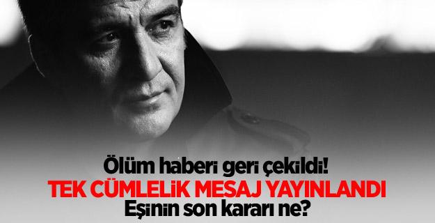 İbrahim Erkal öldü mü eşi Filiz Akgün'ün en zor kararı