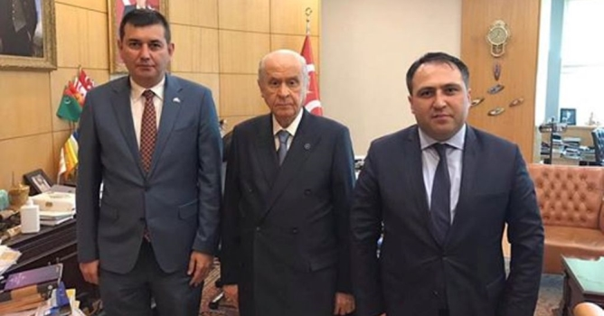 MHP Antalya İl Başkanı Mustafa Aksoy Yeniden Aday