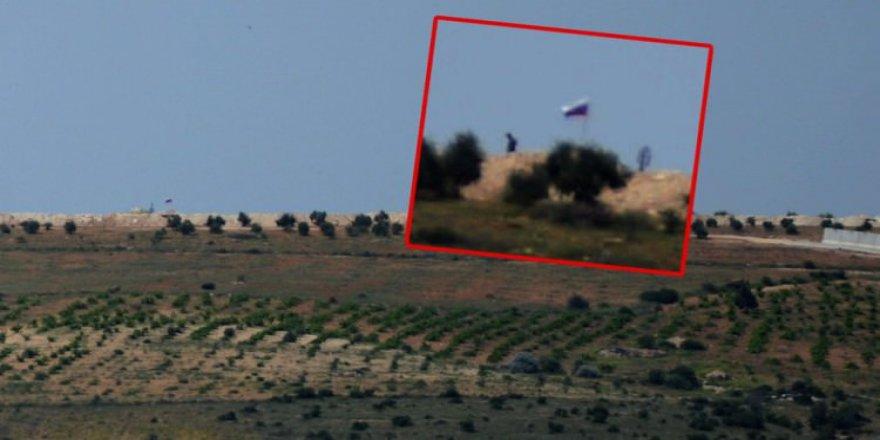 Yer: Türkiye sınırı! Silahla koruyorlar