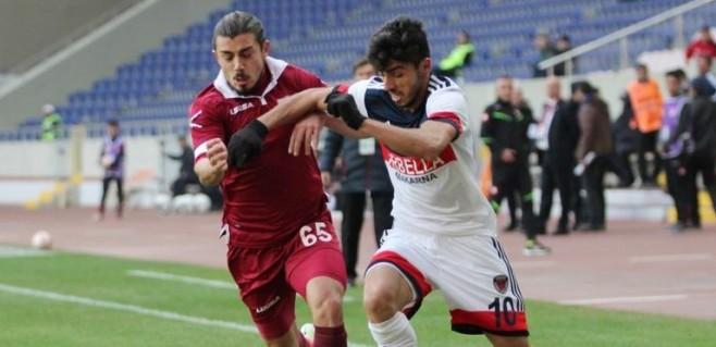 Bandırmaspor-mersin İdmanyurdu: 3-0