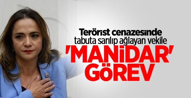 CHP'de Gamze İlgezdi'ye 'manidar' görev