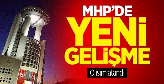 MHP Adana İl Başkanı Sertan Duran Oldu