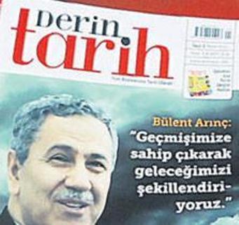 Derin Tarih Dergisi'ne toplatma kararı.
