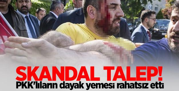 ABD'den skandal talep! Türk Hükümeti özür dilesin