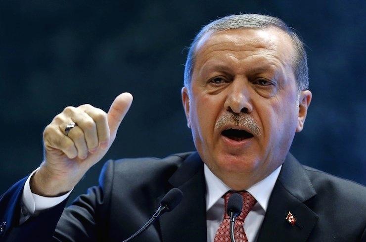 Erdoğan'dan AKP'ye Operasyon