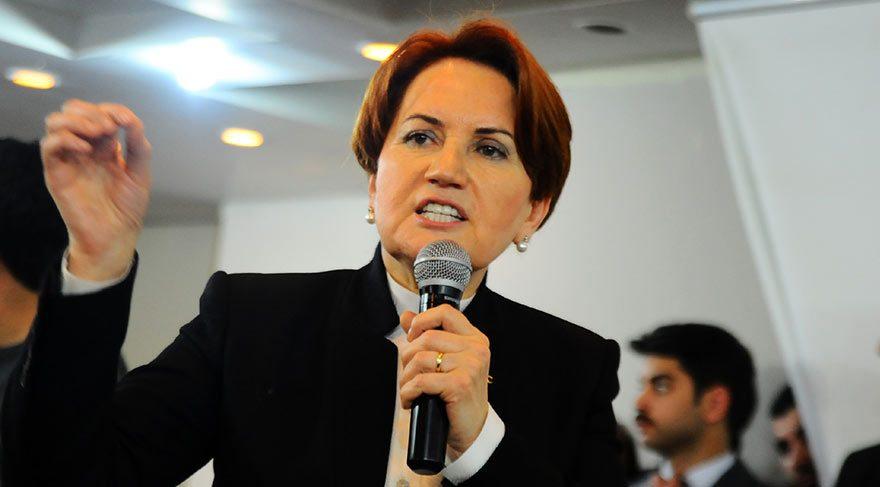 Meral Akşener'den Sözcü Gazetesi Açıklaması