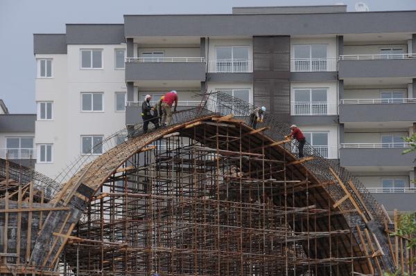 Cami İnşaatında İş Güvenliği Sıfır Noktasında